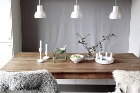 long kitchen table at rustic dining table scandinavian dining room