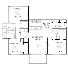 4 Bedroom Cabin Floor Plans Classic 4 Bedroom Floor Plans 3d 1558x1418 Eurekahouse Co