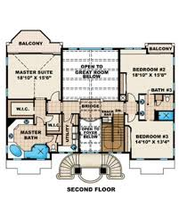 amazingplans com house plan f3 3938 malibu luxury spanish