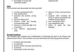Executive Assistant Job Resume by Administrative Assistant Job Resume Reentrycorps