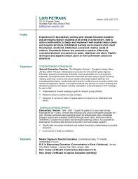 Resume For Teachers Examples  resume examples teacher   template     Teacher Resume Templates   resume for teachers examples