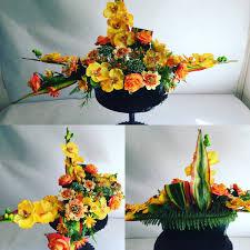 composition florale haute couleurs d u0027ailleurs fleurs arti twitter