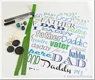 DIY Father's Day Gift Tag & Free Printable Gift Wrap | In My Own Style