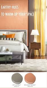 Behr Home Decorators Collection Paint Colors by With A Bit Of Orange In A Paint Color A Lot Of Colors Become