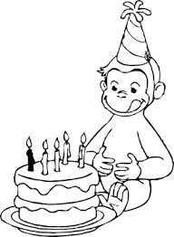 happy birthday coloring pages 360coloringpages