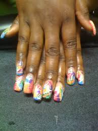 freehand nail art nail art gallery
