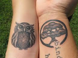 36 attractive owl wrist tattoos design