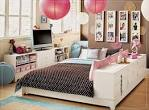 Impressive Teenage Bedroom Color Scheme Ideas With Interesting ...