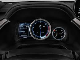 lexus rx f sport gas mileage image 2016 lexus rx 350 awd 4 door f sport instrument cluster