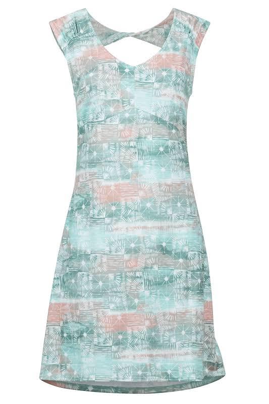 Marmot Annabelle Dress Double Mint Softwater Medium 49510-8365-M