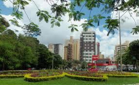 مدينة غويانيا البرازيلية.  ح