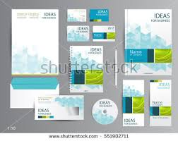 Website Design Ideas For Business Corporate Identity Template Design Business Stationery Stock