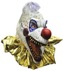 halloween costume mask klownzilla mask halloween costume mask u0026 scary rubber latex masks