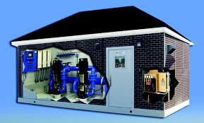 Metropolitan Shed Packaged Pumping Systems Metropolitan Industries Inc