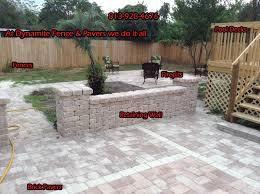 How To Seal A Paver Patio by Brick Pavers Bradenton Florida Patio Driveway Pavers