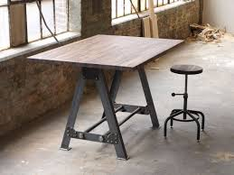 Counter Height Kitchen Islands Hand Made Industrial A Frame Table Kitchen Island Bar By