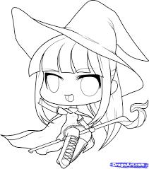 witches halloween drawings u2013 halloween wizard
