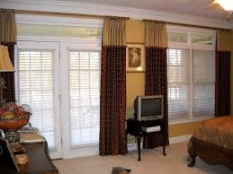 Transom Window Above Door Window Treatment Ideas For Double French Doors Day Dreaming And