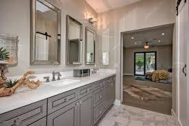 j u0026k greige bathroom vanity u0026 quartz countertops in chandler arizona