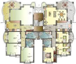 Best Houses Images On Pinterest Architecture Projects And - Apartment house plans designs