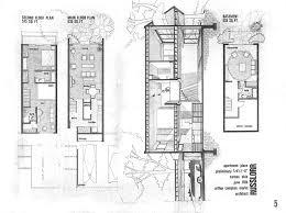 narrow row house floor plans google search row house plan