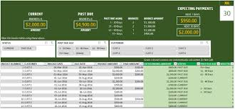 Project Management Spreadsheet Invoice Tracker Template For Small Business Free Spreadsheet