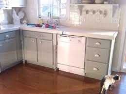 dark grey kitchen cabinets with white appliances kitchen design