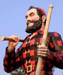 Ben Bernanke - Mythical Lumberjack