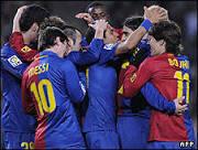 BBC فارسی - ورزش - بارسلونا 'بهترین باشگاه ۱۸ سال گذشته'