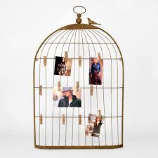 oiseaux en metal pêle mêle cage oiseaux métal 56x88 5cm birds