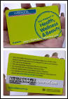 Taciturnity Serenity - Watsons (Singapore) Loyalty Card