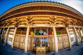 Japanese Dome House Free Images Architecture Structure Palace Amusement Park