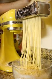 Kitchen Aid Pasta Maker by Homemade Angel Hair The Carnivore And The Vegetarian