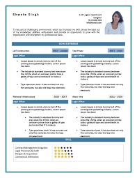 Sample Resume Objectives For Web Developer by Resume Preparation Resume Samples That Make Life Easier Resume