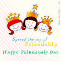Happy FRIENDSHIP DAY : Talk About