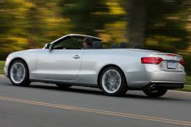 Audi 6 Series Price 2016 Audi A5 Convertible Pricing For Sale Edmunds