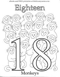 coloring pages u2014 little bunny series