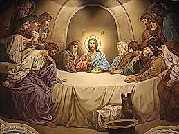 В Евхаристии мы вовлекаемся в молитву Иисуса, дабы зло не одержало верх