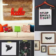 How To Decorate Walls by How To Decorate Your Walls Popsugar Home
