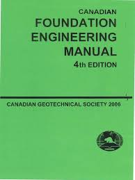 canadian foundation engineering manual 4th deep foundation