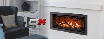 Propane Fireplaces North Bay Ontario by Enviro Home