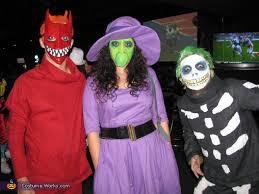 Christmas Halloween Costumes Lock Shock Barrel Nightmare Christmas Costumes