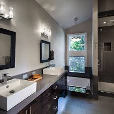 Bathroom Vanity San Francisco by San Francisco Bathroom Color Schemes Traditional With Swiss Coffee