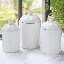 furniture oak barrel kitchen canister sets for kitchen bird white ceramic kitchen canister sets for kitchen accessories ideas