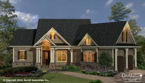 westbrooks cottage 11116 g house plan covered porch plans