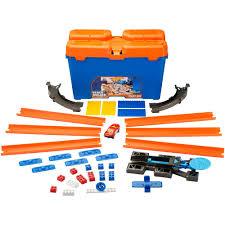 wheels track builder stunt box walmart