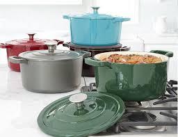 black friday ceramic cookware kohl u0027s black friday 2016 food network 5 5 qt enamel dutch oven