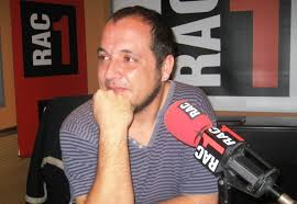 """David Fernàndez: """"Artur Mas està fent la campanya com si fos Evita ... - 121113_David_Fernandez"""