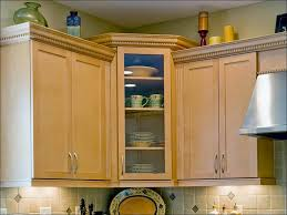 100 crown molding for kitchen cabinet tops hickory wood