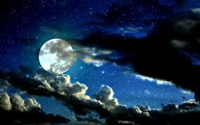 scary moon background cool moon wallpapers wallpapersafari
